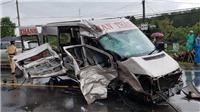 Vụ tai nạn ở Kon Tum: Khen thưởng các cá nhân tham gia cứu người