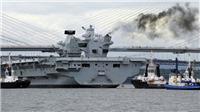 Tàu sân bay đắt tiền của Anh yếu ớt trước tên lửa giá rẻ của Nga