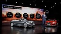 Mercedes-Benz bứt phá với dòng xe E-Class