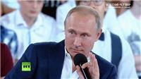 Tổng thống Nga Vladimir Putin có tranh cử trong cuộc bầu cử năm 2018?