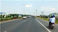 Chính thức thu phí trên đường trục Trung tâm đô thị mới Mê Linh vào Quốc lộ 2