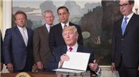 Tổng thống Mỹ kí lệnh điều tra hoạt động vi phạm bản quyền trí tuệ của Trung Quốc
