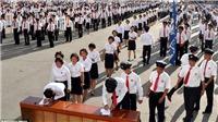 Căng thẳng hạt nhân leo thang, hàng trăm học sinh Triều Tiên đăng ký nhập ngũ