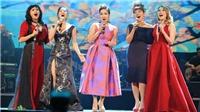 Mỹ Tâm không thua kém gì bốn diva nhạc Việt