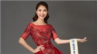 Hậu The Face, Á quân Tường Linh dự thi Hoa hậu Liên lục địa 2017