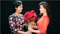 Quán quân Sao Mai Thu Hằng mời mẹ đóng MV 'Thương ơi lòng mẹ'