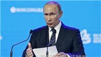 Tổng thống Nga Vladimir Putin cam kết thúc đẩy phát triển vùng Viễn Đông