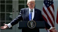 Tổng thống Donald Trump tuyên bố phương án 'hủy diệt' Triều Tiên đã sẵn sàng
