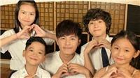 Bảo An, Gia Khiêm gây xúc động khi hát ca khúc mới của Gin Tuấn Kiệt