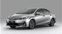 Ra mắt Toyota Corolla Altis 2017 với giá từ 702 triệu đồng