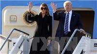 Tổng thống Donald Trump và  Phu nhân Melania sẽ thăm Hà Nội