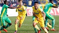 Than Quảng Ninh tổn thất trước AFC Cup, Thanh Hóa bất bại sau 9 vòng