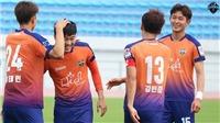 Xuân Trường chỉ đá một hiệp, Gangwon dừng bước ở FA Cup