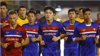 Chí Công không ác ý với sao trẻ U20 Việt Nam, Jordan và Việt Nam cùng 'bế quan'