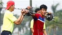 U23 Việt Nam mất Đức Chinh ở vòng loại châu Á, đối thủ của Xuân Trường hội quân