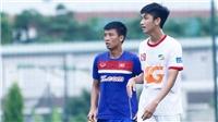 Hữu Thắng lo sân tập của U22 Việt Nam, sao Viettel lần thứ hai chia tay đội tuyển