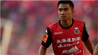 'Messi Thái' ra mắt J.League 1, Consadole Sapporo thắng đẹp 2-0