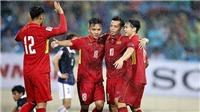 Xuân Trường hy vọng ở HLV Hàn Quốc, Việt Nam tăng 9 bậc trên bảng xếp hạng FIFA
