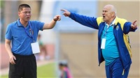 Cuộc đua vô địch V-League 2017: Chỉ còn 2 'đấu sỹ' Petrovic và Chu Đình Nghiêm?