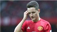 Matic đến M.U khiến Mourinho lãng quên Ander Herrera?