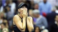 Sharapova bị loại ở vòng 4 Mỹ mở rộng: Khi kỳ vọng và thực tại không trùng khớp