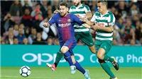 Những kẻ ăn bám chiến thắng ở Barcelona