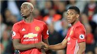 Anthony Martial: Đi để trở về, khi đã lên tầm cao mới như Pogba