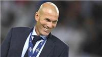 Real Madrid đã có thể yên tâm với Zidane