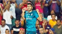 Asensio là khác biệt lớn nhất giữa Real và Barca, chạm đâu cũng thành vàng