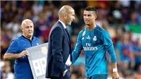 Án treo giò của Ronaldo cho thấy Real Madrid mạnh đến cỡ nào