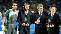 Buffon quyết vượt mặt Maldini