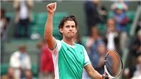 'Hủy diệt' Djokovic, Dominic Thiem có ngại Nadal?