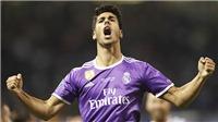 Real Madrid và chuyện cổ tích của Asensio