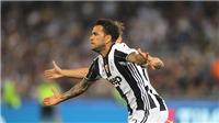 Ở tuổi 34, Dani Alves vẫn là chìa khóa cho tham vọng của Guardiola