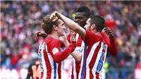Atletico Madrid vung tiền để... hạ bệ Real, Barca