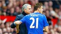 Man United sẽ quyết chiến để có Matic?