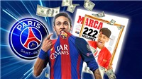 Từ vụ PSG theo đuổi Neymar: Lộng giả có thành chân?