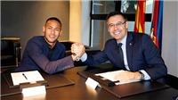 Chính Bartomeu có lỗi với Neymar