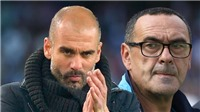 Man City chạm trán Napoli sẽ là đại tiệc của bóng đá tấn công