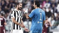 Vì sao Juventus liên tiếp thủng lưới?