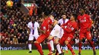 BIG BET: Dự đoán và tỉ lệ trận Liverpool - Crystal Palace (22h30, 23/4)