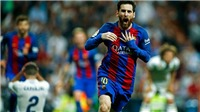 Khi Barcelona cần, Messi lập tức lên tiếng