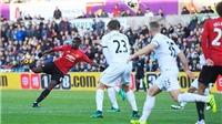 BIG BET: Dự đoán và tỉ lệ trận Man United - Swansea (18h00, ngày 30/4)