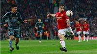 Tại sao hàng công kém, Man United vẫn vào chung kết Europa League?