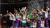 Real Madrid: Ông Vua của châu Âu