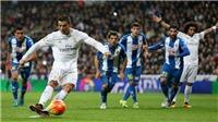 BIG BET: Dự đoán và tỉ lệ trận Real Madrid - Espanyol (01h45, 02/10)