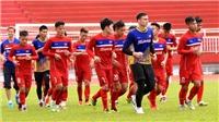 Đội tuyển Việt Nam quyết tâm giành trọn 3 điểm trước Campuchia