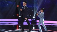 Thần tượng tương lai: 'Quang Linh lớn' hội ngộ 'Quang Linh bé'