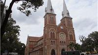 Tiền thân của Nhà thờ Đức Bà là một ngôi chùa nhỏ