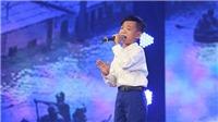 Thần tượng tương lai: Rocker nhí Minh Chiến đá chéo sân điệu nghệ